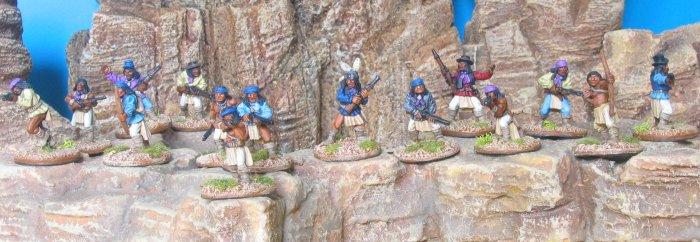 Vos armées de figurines... Apaches_2