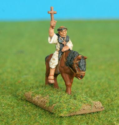 [28mm]Envoyé de l'évêque, archer gallois, ribaude et paysans BishopsEnvoy_1