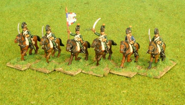 Révolution Française  (MaJ 10e Rgt de Hussards) FR_19eRgtChasseursCheval_4