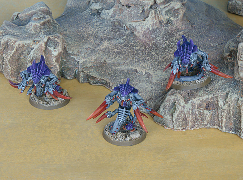 Flotte Ruche Dagon Tyranids_Raveners_7